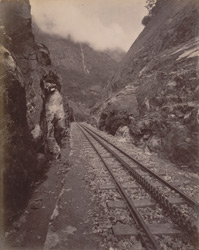 Railway to Coonor & Ooty, 1900-01-02.
